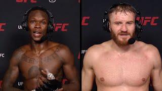 UFC 259: Блахович vs Адесанья - Слова после боя