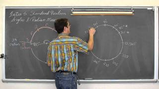 Standard Position Angles & Radians Part 2