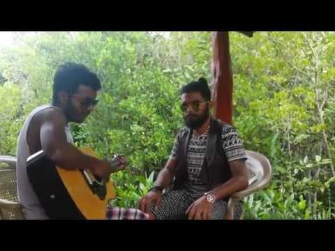 Yves LaRock - Rise Up (Reggae Cover Acoustic) - Sam Karunarathne/Afthab Dorey