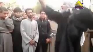 شعر بحق الحسين والعباس ع شلون تجري ومايك ازرك يافرات