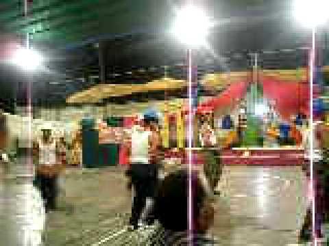danzas carirubana - calipso