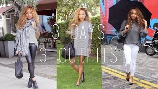 3 Outfits 3 Days Thumbnail