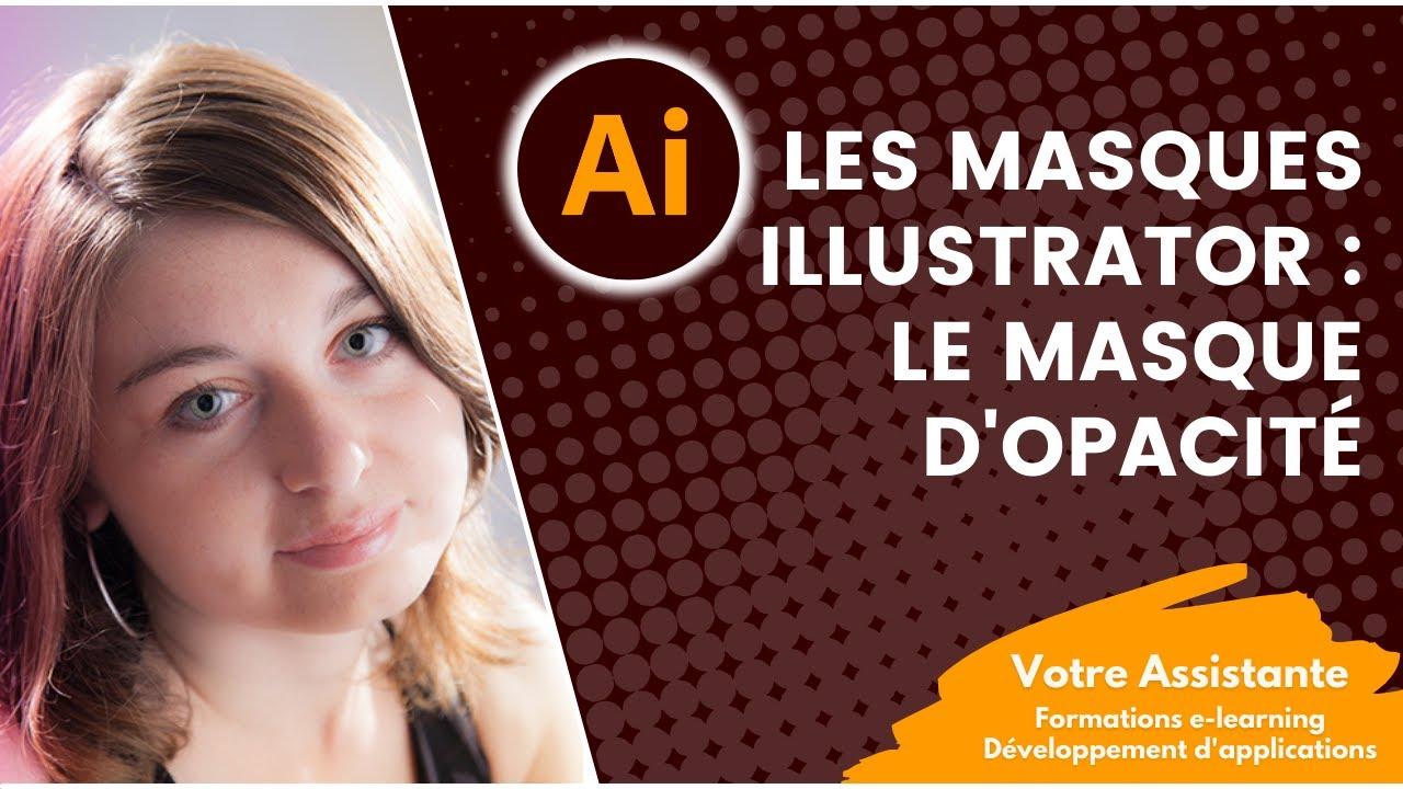 Les Masques Illustrator