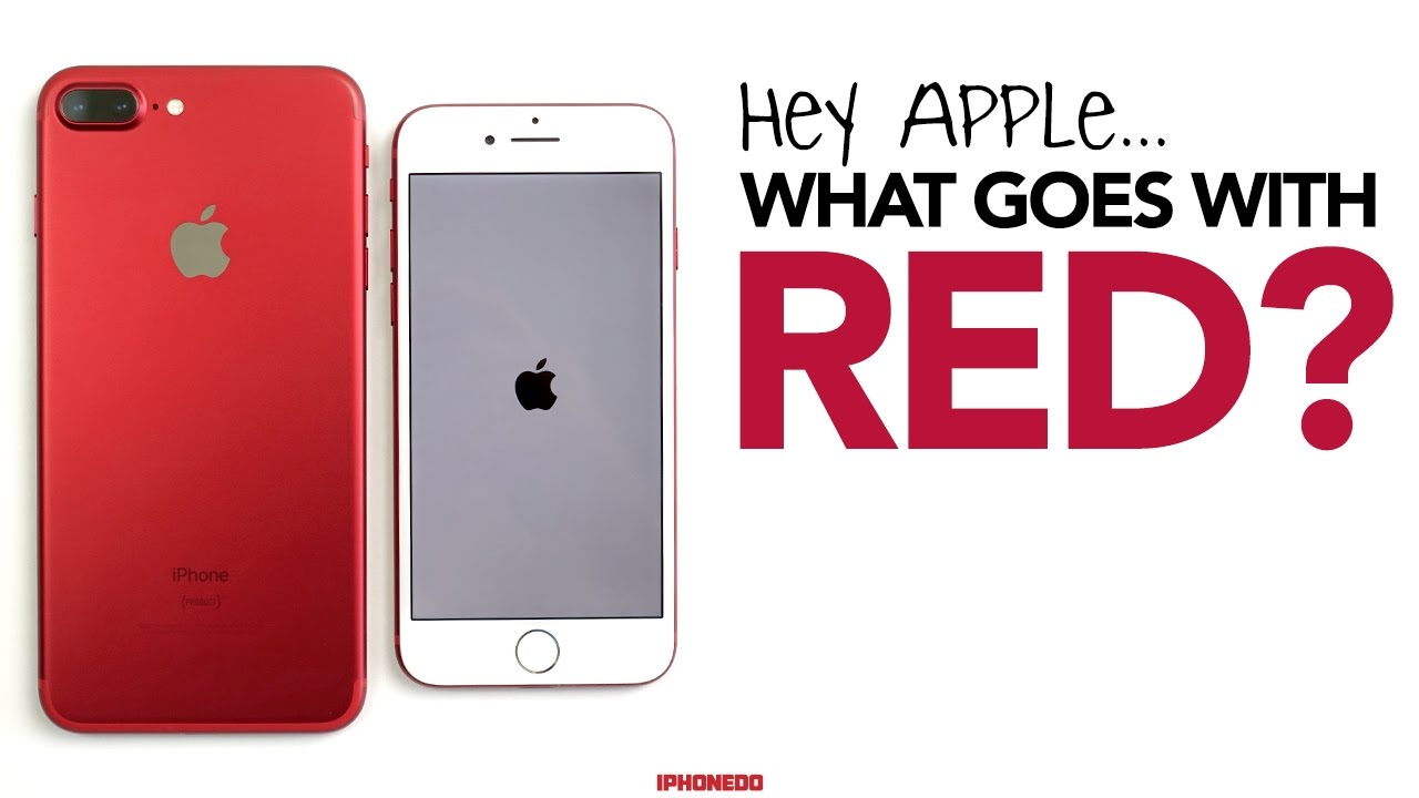 what goes with red? – hey apple, let's talk! - youtube