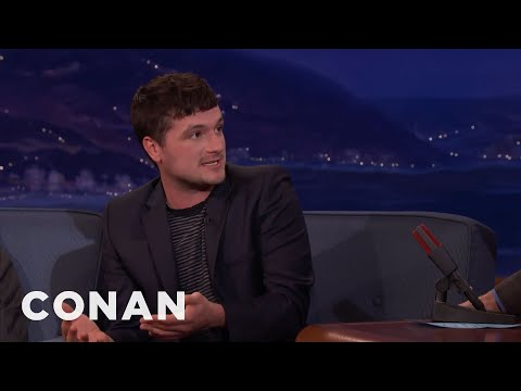 Josh Hutcherson: James Franco Directed