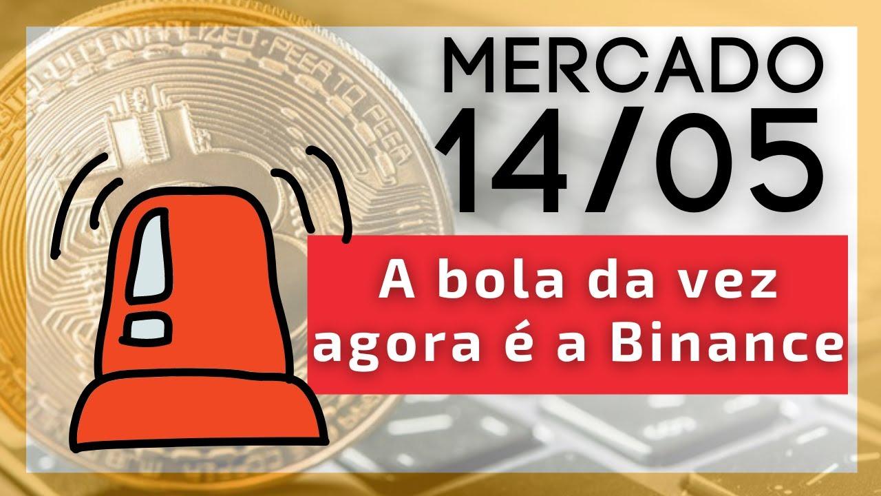 ATENÇÃO: Enquanto Bitcoin dá uma trégua, Binance é investigada por diversas entidades reguladoras.