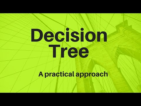 Decision Tree | sklearn | Machine Learning with practical example