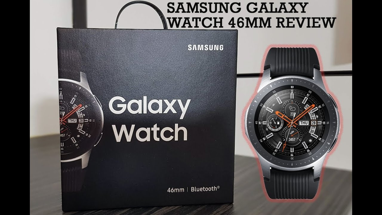 Samsung Galaxy Watch Review | 46mm Smartwatch first 2 months - YouTube