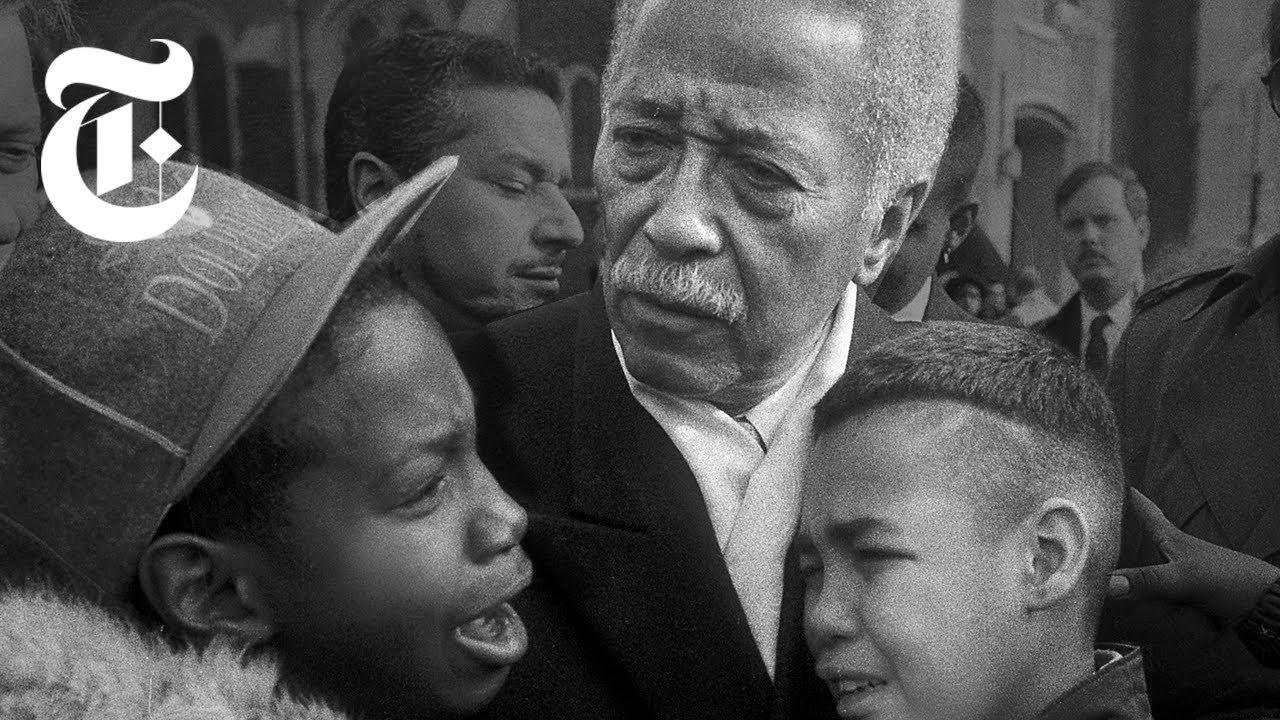 Remembering David Dinkins, First Black Mayor of N.Y.C.