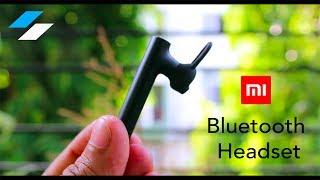 Mi Bluetooth Headset Review - Worth it?