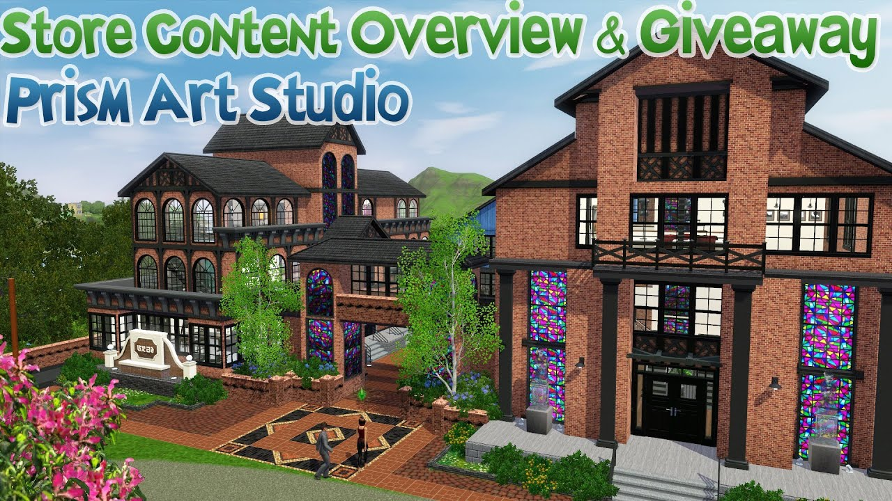 Sims 3 Store Content
