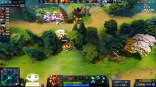 [Kiev Major - Main Event] Team Liquid vs Newbee - Game 2 - DOTA 2 100% FR
