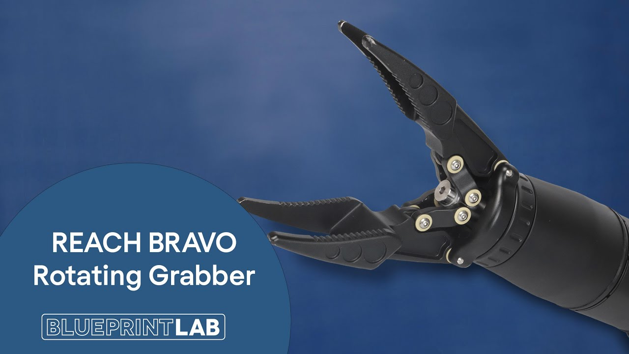 Reach Bravo Rotating Grabber