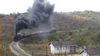 Tanzanian Railway Dar esalam to Pugu Nov 05wmv