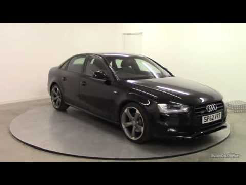 2012 audi a4 tdi s line black edition youtube. Black Bedroom Furniture Sets. Home Design Ideas
