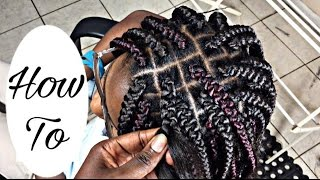 #244. PARTING VIDEO + ITCH FREE HAIR