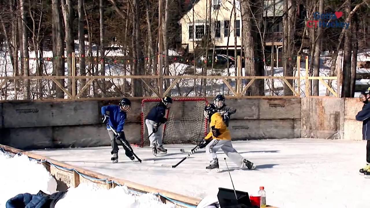 backyard rink contest 2013 youtube