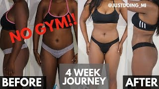 My 4 week weight loss journey ....THE SIMPLE TRUTH