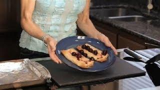Cherry & Ricotta Blintzes : Stress Less, Weigh Less Recipes