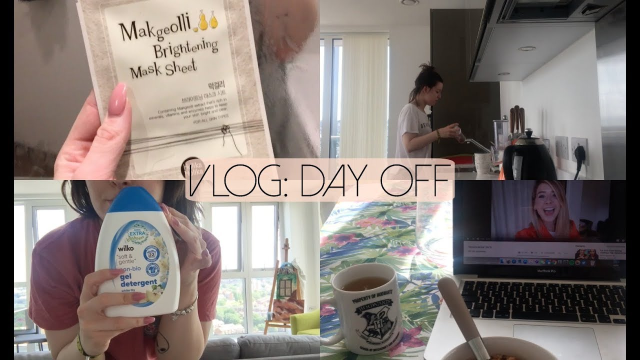 VLOG: DAY OFF | 7 DNI Z CLAU