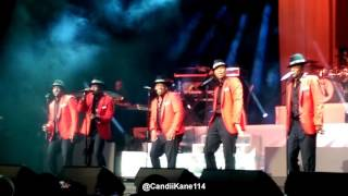 New Edition @ Barclays Center [2016] - THIS ONE'S FOR ME AND YOU