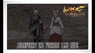 Final Fantasy XIV Stormblood   Ausgefuchst und Fuchsige Dame (Spezial FATE) Guide