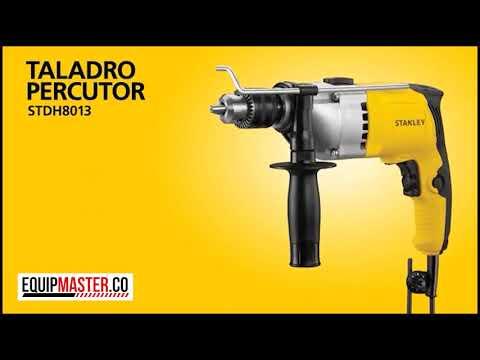 Taladro Percutor STDH8013 B3 800w - Equipmaster