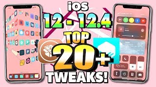 Top 25 iOS 12 - 12.4 Cydia/Sileo Tweaks OF ALL TIME! (2019) - iPhone, iPad, & iPod (Best Jailbreak)