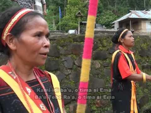 Lagu daerah Ngada - Kami Idi Ba'u