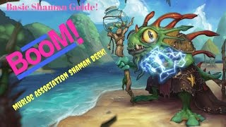 Murloc Association Deck: Murloc Deck Hearthstone Morgl The Oracle 2017