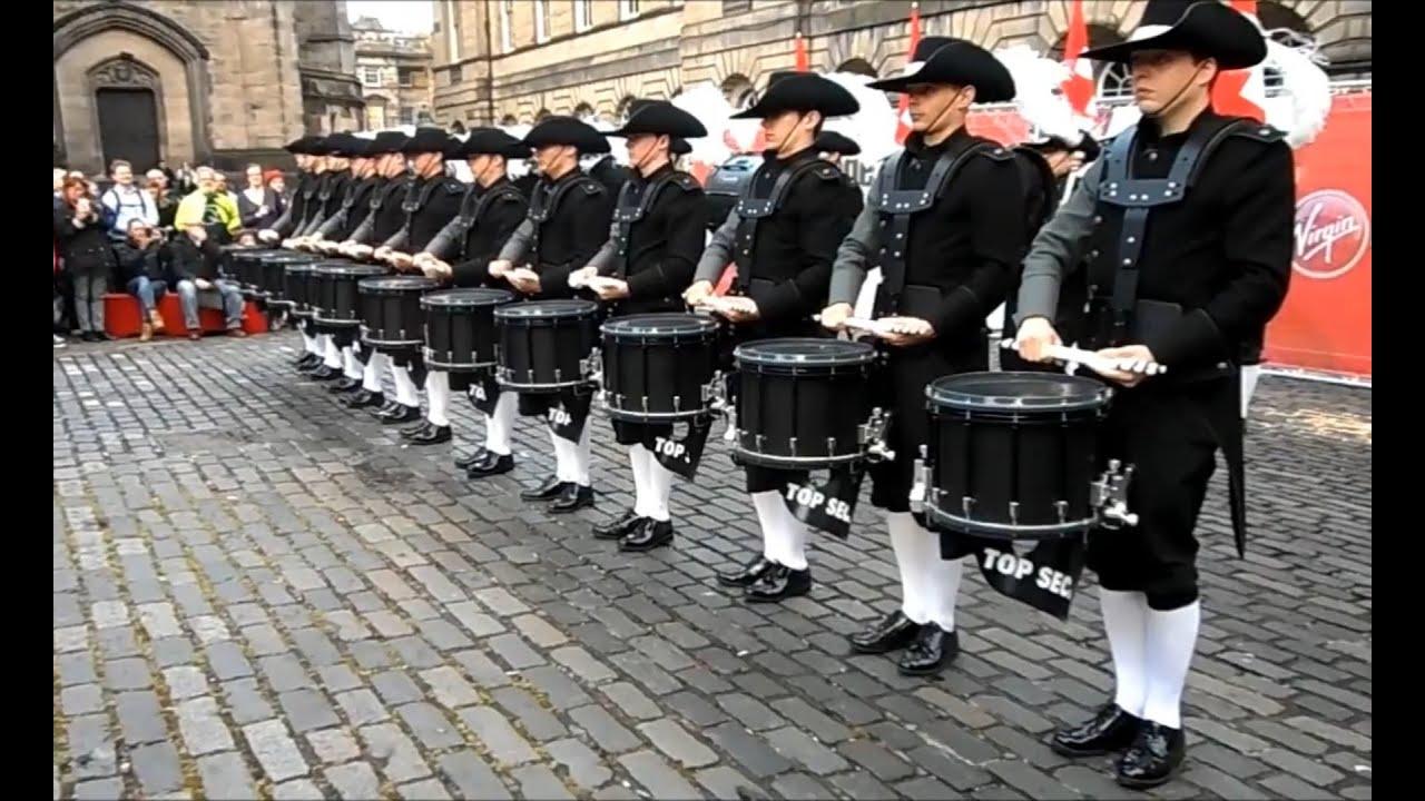 Top Secret Drum Corps #50k SURPRISE 2015