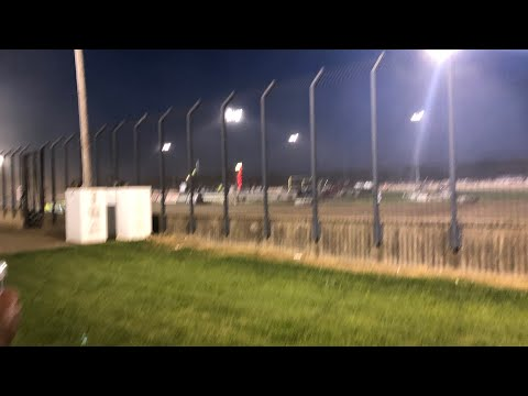 World of Outlaw Dirt Racing at Davenport Speedway.