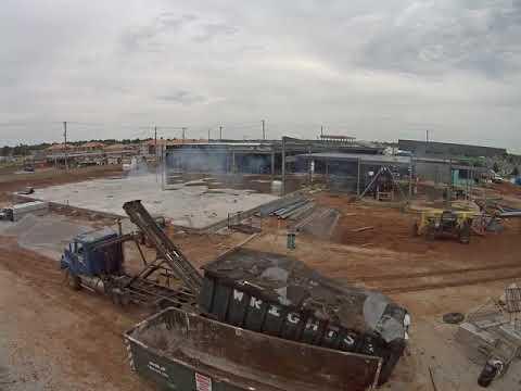 Joplin Public Library Timelapse | RE Smith Construction | Joplin MO