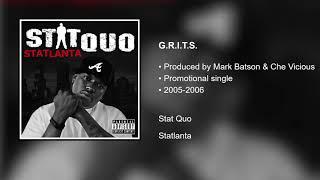 Stat Quo - STATLANTA / Original Version Songs (2004-2007)