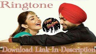 Teeje Week Ringtone | Jordan Sandhu | Latest 2018 Punjabi Songs Ringtones