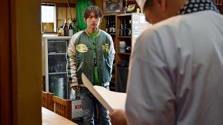 NAOTOがデビュー当時から通う割烹「辰巳」。六本木の老舗だが、店主の息...