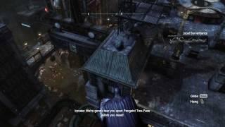 Batman Arkham City DX11 MAX graphics on PC gameplay - 1080p (HD)