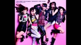 4Minute - For Muzik (Intro) [Long Version]