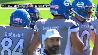 ODTU Falcons - Boğaziçi Sultans | Korumalı Futbol Maçı