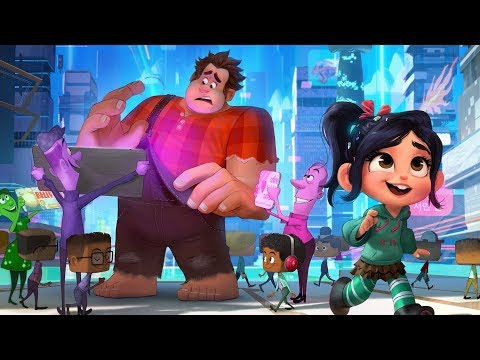 WRECK IT RALPH 2 - How To Search On Google