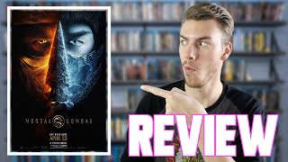 Mortal Kombat (2021) - Movie Review