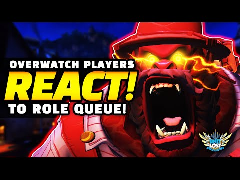 Overwatch Players React To Role Queue