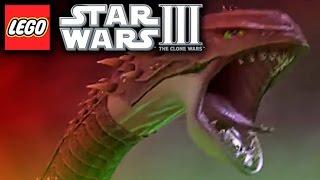 """LEGO Star Wars III - Boss Final - """"La Bête de Zillo"""""""