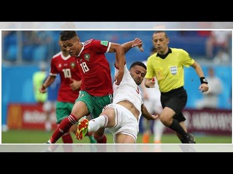 Wm Iran Marokko