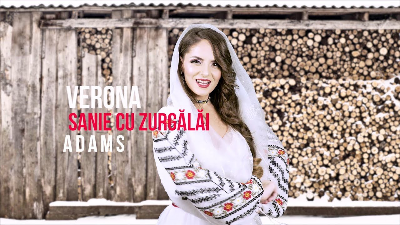 Verona Adams - Sanie cu zurgalai - Solista muzica populara nunti