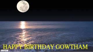 Gowtham  Moon La Luna - Happy Birthday