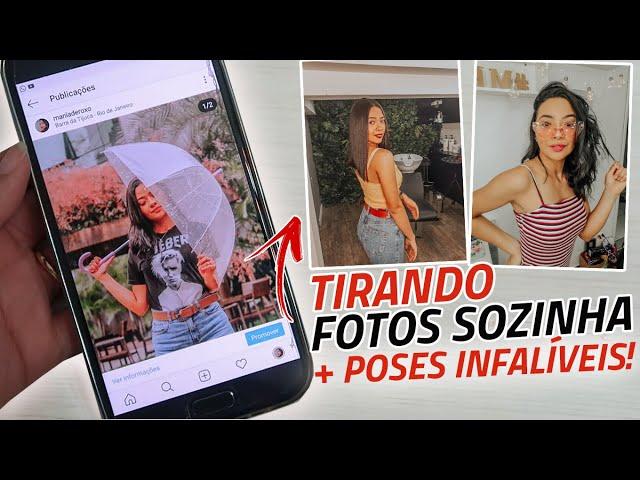 TRUQUES DE POSES DIFERENTES QUE VÃO FAZER SUAS FOTOS BOMBAR NO INSTAGRAM