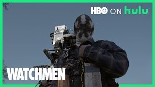 Watchmen: Rorschach's Legacy • HBO on Hulu