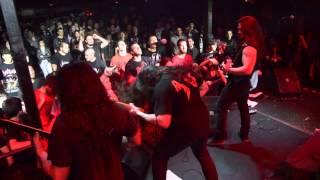 Vermillion Days - Mass Deception Live (Break The Chains Tour, Thessaloniki 22/2/14)