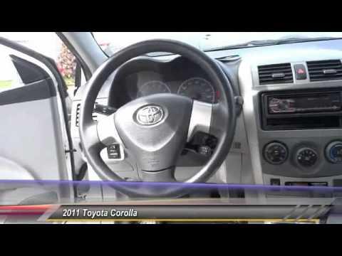 2011 Toyota Corolla Buena Park, Cerritos, Fullerton, La Habra, Anaheim  BU6012R